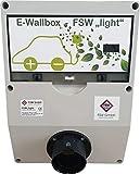 FSW GmbH E-Wallbox Light 11kW 16A Ladestecker Typ 2 mit FI (RCD) Typ_B