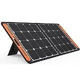 Jackery Faltbares Solarpanel SolarSaga 100 - Solarmodul für Explorer 240/500/1000 Tragbare Powerstation - Solarladegerät mit 2 x USB-Anschluss -100W Outdoor Solargenerator für Camping und Garten
