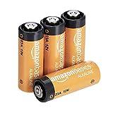 Amazon Basics - Alkali-Batterien, A23 (4 Stück)