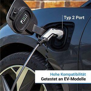 Hesotec Ladestation kompatible Fahrzeuge