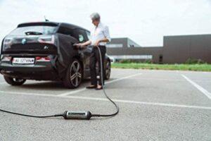 Welche Elektroautos kann man mit dem Juicebooster laden?