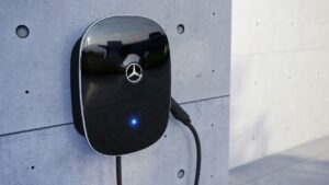 Mercedes Home Wallbox