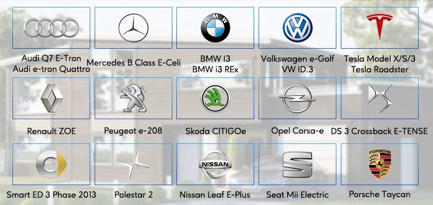 Fahrzeugtypen