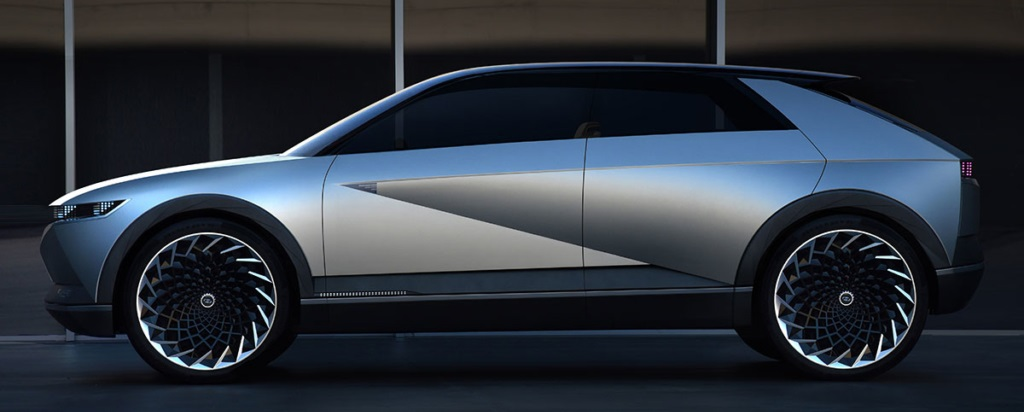 Ladestation für Hyundai Ioniq 5