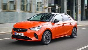 Opel Corsa-e Wallbox