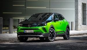 Opel Mokka E Ladekabel