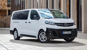 Opel Vivaro-E Wallbox
