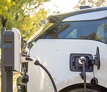 Elektroauto Ladestation in Brandis
