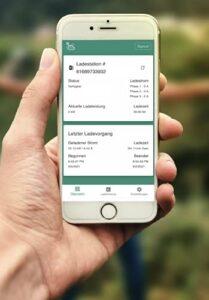 Daheim-Laden Wallbox App